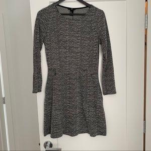 H&M Knit Long Sleeve Dress.